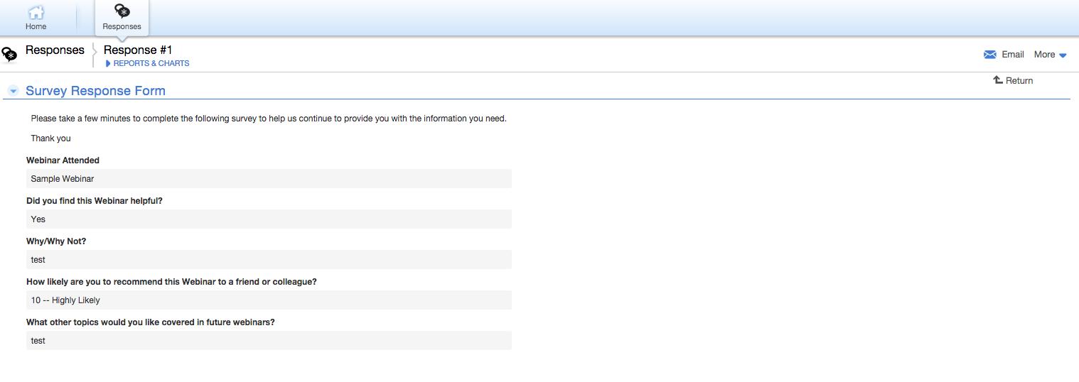 webinar follow up survey quickbase reviews